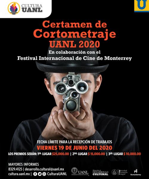 webflyer-certamen-cortometraje-uanl-2020